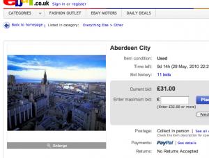 Aberdeen 4 Sale